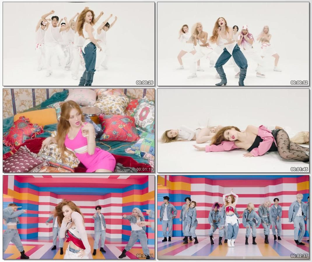 دانلود موزیک ویدیو HyunA به نام GOOD GIRL